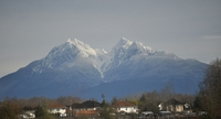 Golden Ears (peaks) photo