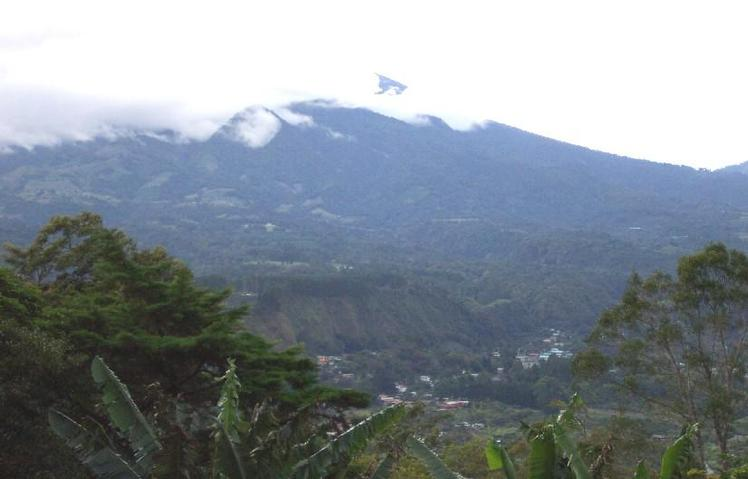Volcan Baru weather