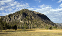 National Park Mountain photo