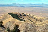 Big Southern Butte photo