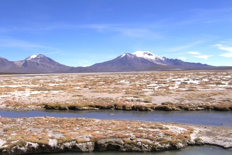 Volcan Arintica weather