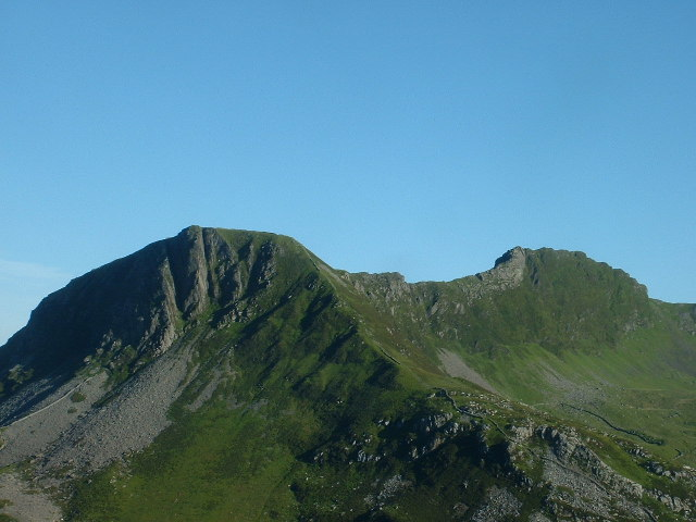 Nantlle Ridge (Y Garn) weather