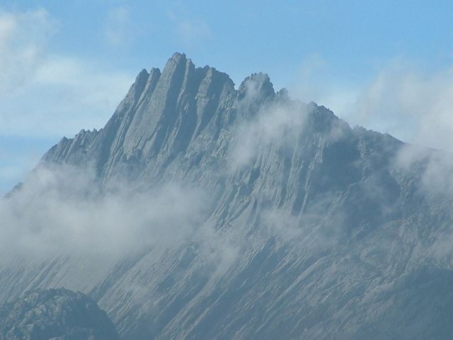 Puncak Jaya or Carstensz Pyramid weather