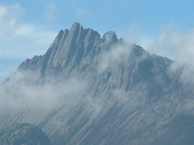 Puncak Jaya or Carstensz Pyramid weather