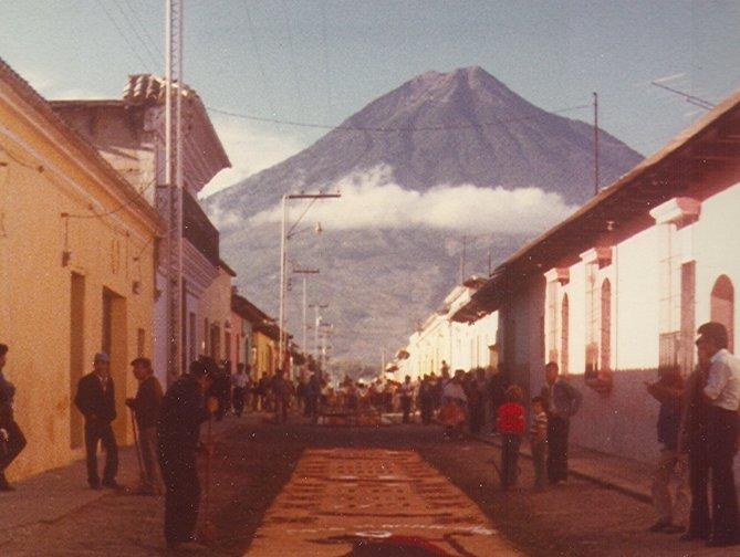 Volcán de Agua weather