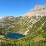 Stoney Indian Peaks