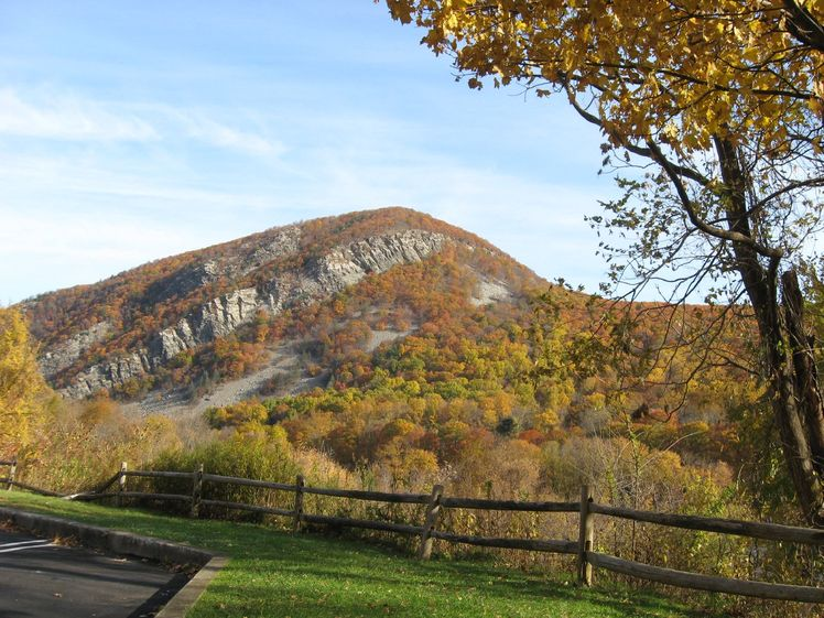 Mount Tammany weather