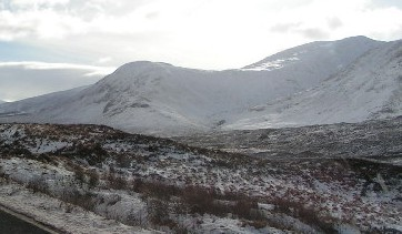 Meall a' Bhuiridh weather