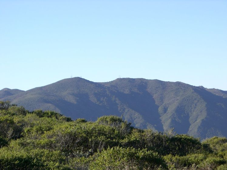 Montara Mountain weather