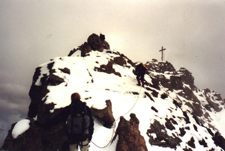 Dreiländerspitze weather