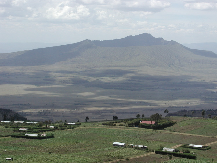 Mount Longonot weather