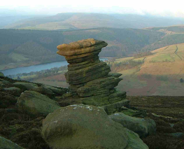 Derwent Edge weather