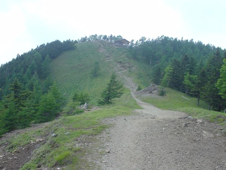 Mount Kumotori weather