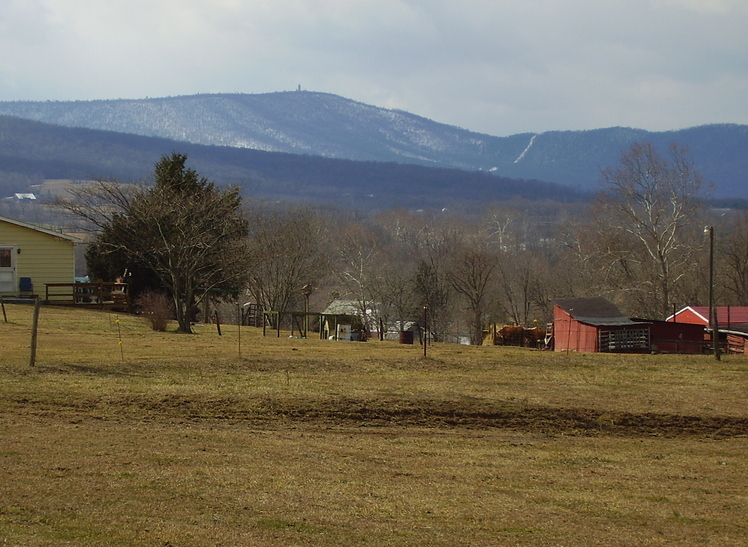 Cross Mountain (Pennsylvania) weather