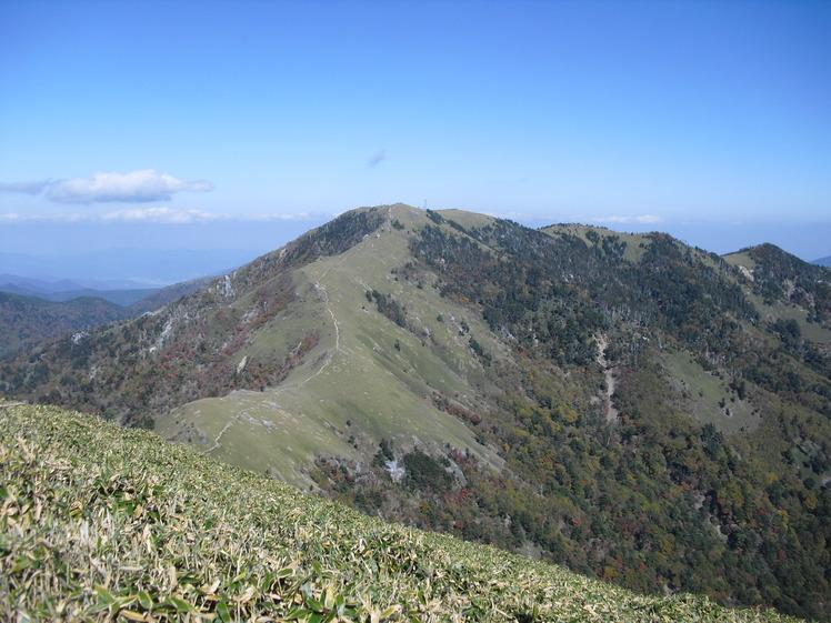 Mount Tsurugi (Tokushima) weather