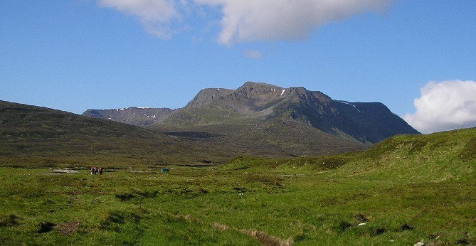 Ben Alder weather