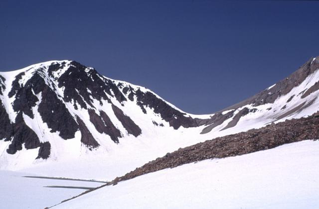 Mount Dana weather