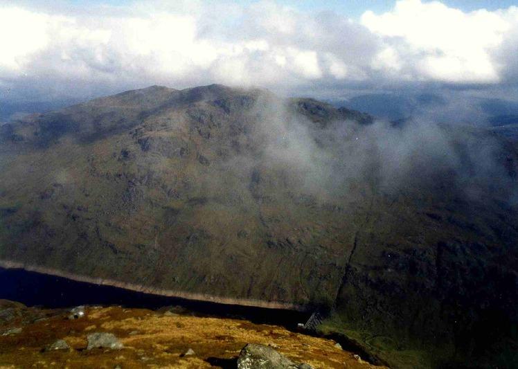 Ben Vorlich (Loch Lomond) weather