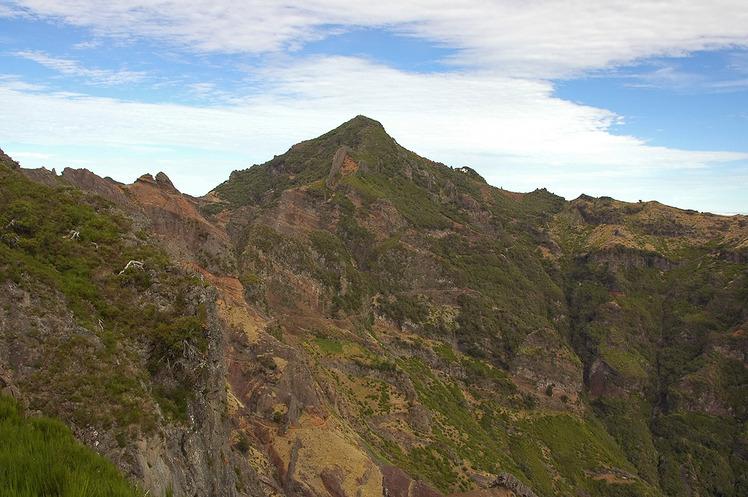 Pico Ruivo weather