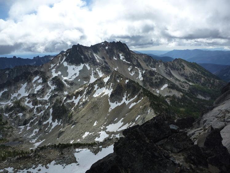 Cardinal Peak weather