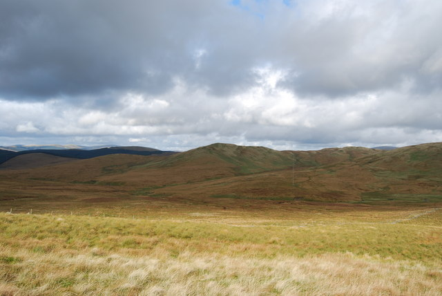 Crown of Scotland (hill) weather