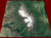 Geghama mountains photo