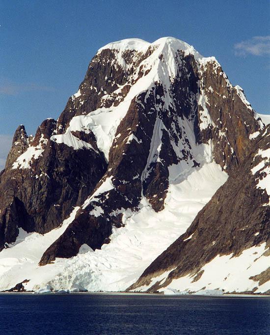 Mount Scott (Antarctica) weather