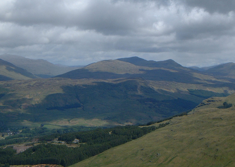 Meall Glas weather