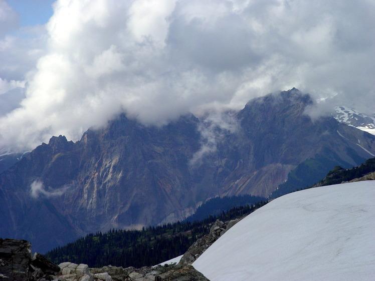 Pyroclastic Peak weather