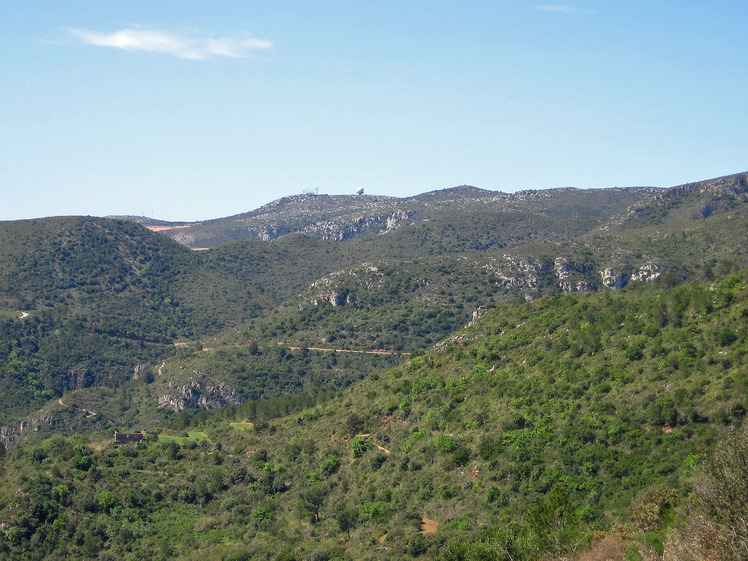 Garraf Massif weather