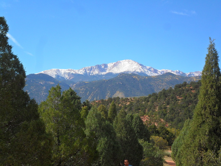 Pikes Peak weather