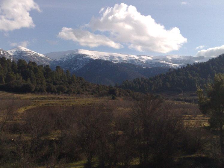Djebel Chélia weather