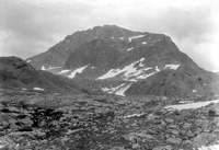 Mount Goddard photo