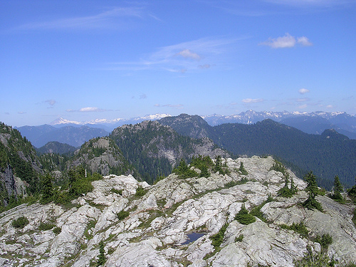 Mount Seymour weather
