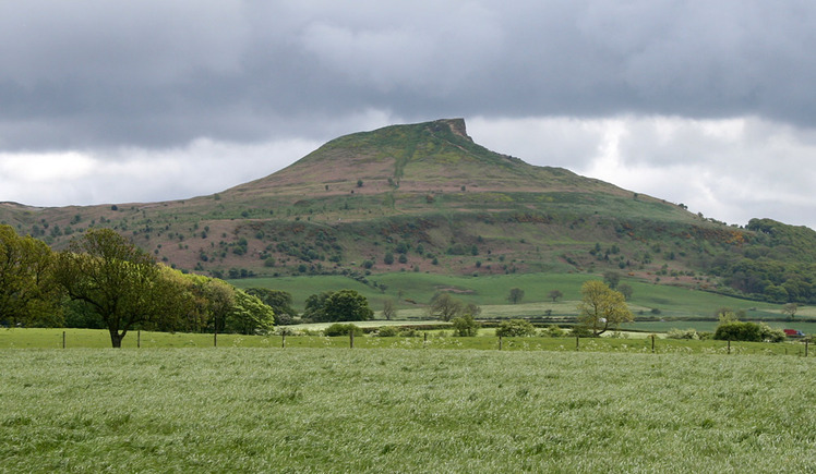 Roseberry Topping weather