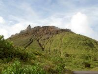 La Grande Soufrière (volcano) photo