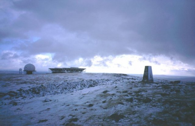 Titterstone Clee Hill weather