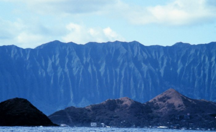 Koʻolau Range weather