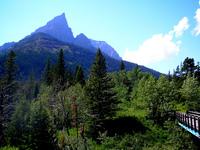 Mount Blakiston photo