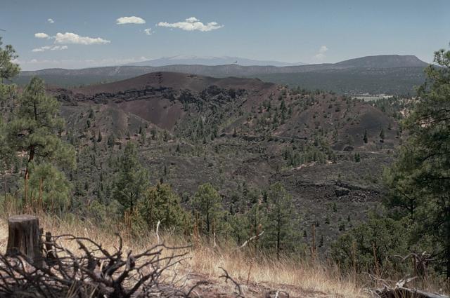 Zuni-Bandera volcanic field weather