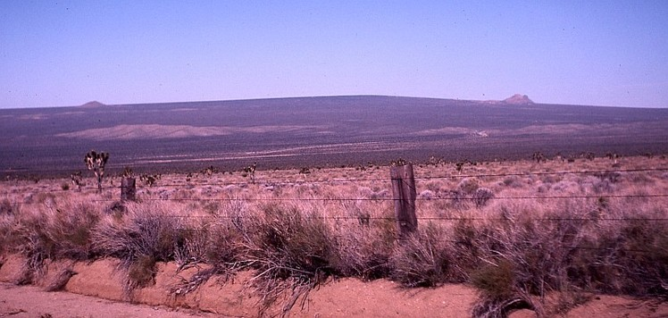 Cima Dome & Volcanic Field National Natural Landmark weather