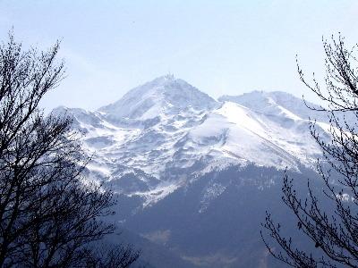 Pic du Midi de Bigorre weather