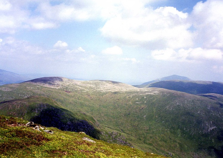 Meall Garbh (Càrn Mairg Group) weather