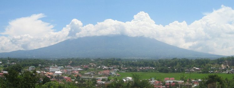 Mount Marapi weather