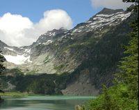 Monte Cristo Peak photo