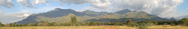 Uluguru Mountains weather