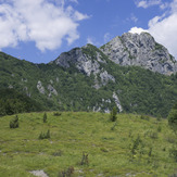 Klek mountain, Croatia