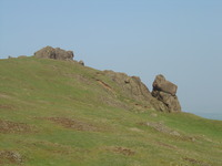 Caer Caradoc photo