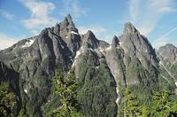 Victoria Peak (British Columbia), Victoria Peak (Sutton Range) photo