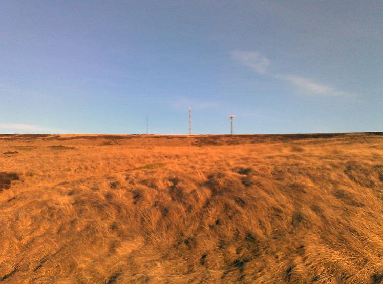Crompton Moor weather